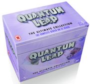Quantum Leap - the Complete Series 1-5 DVD Box Set