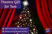 CHEAP! Christmas Theatre Gift for Two - Choice of London West End Theatre Shows