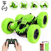 SGILE Toy Gift for 6-12 Years Old Kids - 360 Flip Remote Control Car
