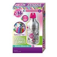 BMe Design Your Bottle Doodle Colouring Stickers Arts & Craft