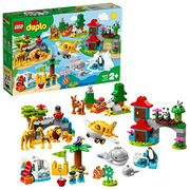 SAVE £25! LEGO DUPLO - World Animals (10907) *5 STARS*
