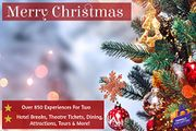 Best Deal! Merry Experience for 2 over 850 Amazing Experiences Theatre +