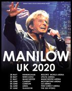 Win Barry Manilow Tickets for Birmingham, Newcastle, Manchester or Leeds