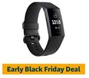 EARLY BLACK FRIDAY DEAL - save £31 - Fitbit Charge 3 Advanced Fitness Tracker