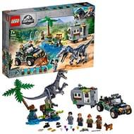 LEGO 75935 Jurassic World Baryonyx Face-Off