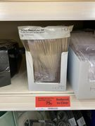 30pc Strong Clear Assorted Cutlery - Half Price