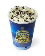 Greggs Mint Hot Chocolate