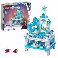 LEGO Disney Frozen II 41168 Princess Elsa's Jewelry Box Creation - Save £15!