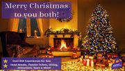 Merry Christmas to You Both - over 850 Amazing Experience Days