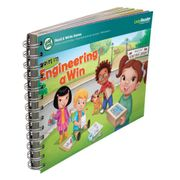 Leapfrog Leapreader Book Write It Engineering a Win