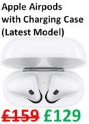 £30 off - Apple Airpods with Charging Case (Latest Model)