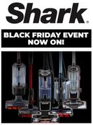 SHARK Vacuum Cleaners - BLACK FRIDAY SALE - LIVE NOW! save £££s