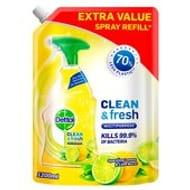 Dettol Clean & Fresh Multi Purpose Spray Refill 1200ml