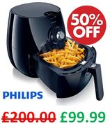 Philips HD9220/20 Air Fryer with Rapid Air Technology