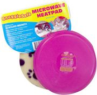 KEEP YOUR PET WARM! SnuggleSafe CATS & DOGS Microwave Wireless Heatpad