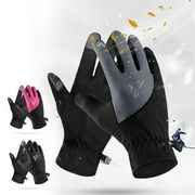 GOLOVEJOY Winter Gloves Thin Warm Lining Thermal Gloves TouchScreen Unisex C9L4