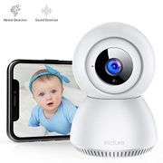 Lightning & Voucher Victure 1080P Baby Monitor with Camera FHD WiFi IP Camera
