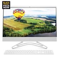 "HP 24-F0034na 23.8"" Intel Core I3+ All-in-One PC - 1 TB HDD, White"
