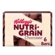 Kellogg's Nutri-Grain Chocolate Chip Bar Price Reduction at Tesco