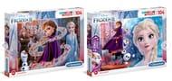 Disney Frozen 2 Special Effects 2 X 104 Piece Jigsaw Puzzle