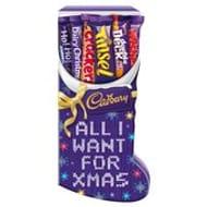 Cadbury Chocolate Selection Stocking 194g