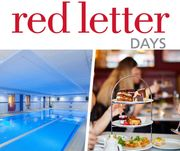 Red Letter Days: Extra 23% OFF ALL SPAS (ENDS TODAY)