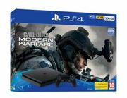 PS4 500GB Call of Duty Modern Warfare Console Only £219.99