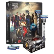 Gillette Christmas Gift Set Mach 3 Turbo Includes Handle, 3 Blades & VR Headset