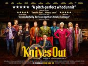 """Free """"Knives Out"""" Movie Showing starring Daniel Craig"""