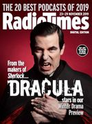 6 Issues of the Radio times Magazine for £1