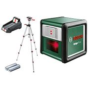Bosch Quigo plus Cross Line Laser with Tripod