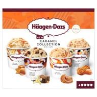 Haagen Dazs Caramel Collection Minicups 4x95ml £3.00