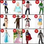 Cheap Fancy Dress Clearance on Sale (104 Products) at Partydelights