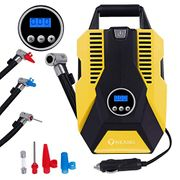Digital 12V Tyre Inflator Down From £25.99 to £15.45