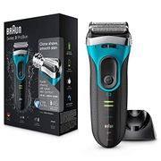 Braun Series 3 ProSkin 3080s Electric Shaver, Wet and Dry Electric Razor
