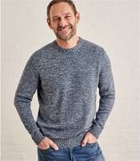 Men's 100% Cotton Crew Neck Jumper Buy 1 and Get 1 Free Offer