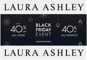 Laura Ashley - BLACK FRIDAY EVENT - Live Now