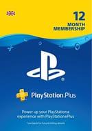 PlayStation Plus: 12 Month Membership | PS4 | PSN Download Code