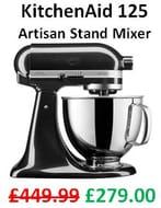 £170 OFF! KitchenAid 125 Artisan Stand Mixer - Starry Night