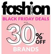 Fashion World BLACK FRIDAY DEALS - Adidas, AX Paris, Joe Browns, Skechers & More