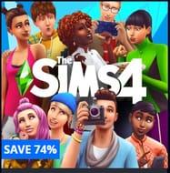 The Sims 4 PS4 - £8.99 at PSN Store