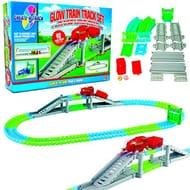 Glow Train Track Set