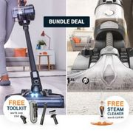 Vax Blade 2 Max & Platinum Bundle DEAL. save £200. FREE Tool Kit +Steam Cleaner