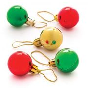 Mini Christmas Baubles - Only £0.99!