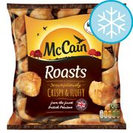 McCain Frozen Roast Potatoes 800g - HALF PRICE!