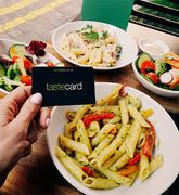 Grab a 100 Day FREE Tastecard