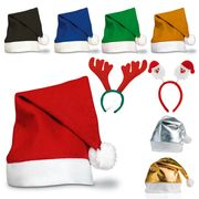 Getting Festive! These Santa Hats Are Free Post plus Multi-Buy Discount