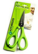 Kitchenized Heavy Duty Kitchen Shears and Multi Purpose Kitchen Scissors