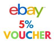 ebay 5% Off Technology Voucher Code