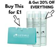 Liz Earle - 20% off Everything for Black Friday (Secret Tip)!